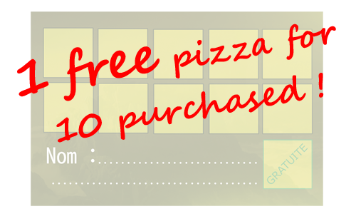 free-pizza