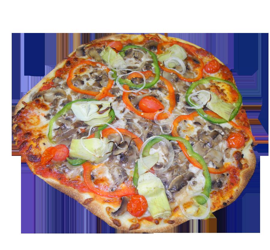 Pizza 4 saisons- L'Abri Côtier Primelin
