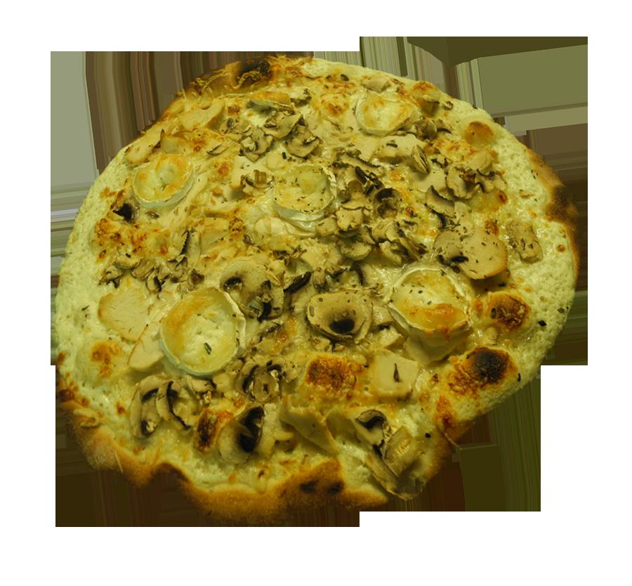 pizza-vegetarienne