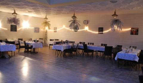 L'Abri côtier-Primelin-Salle du restaurant