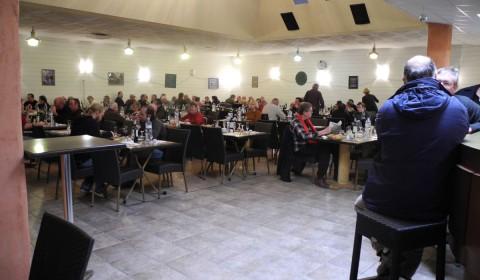 L'Abri Côtier-Salle du restaurant
