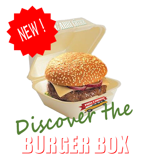 The burger box- L'Abri Côtier